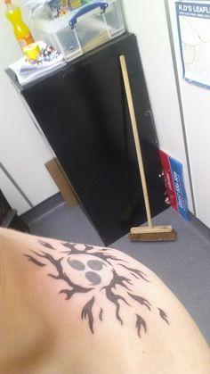 spazzylewis: My next part of my curse mark tattoo :P