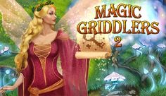 Solve the sophisticated nonogram puzzles of an evil warlock and free the good magicians of a fairytale kingdom!  http://toomkygames.com/download-free-games/magic-griddlers-2