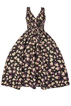 Ladies Retro Vintage 1950's Rockabilly Swing Summer Party Pin Up Prom Floral Dress Size - 10 Looking Glam http://www.amazon.com/dp/B0108O9HQU/ref=cm_sw_r_pi_dp_wMlUwb18SFZHB