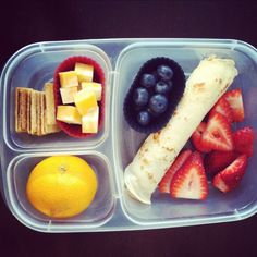 Totally using some of these ideas for my own lunches!!