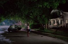 Gregory Crewdson's photos never cease to take my breath away.