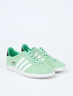 adidas Originals Gazelle OG W - Blush Green / White / Surf Green
