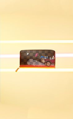 A limited edition Louis Vuitton Monogram collection, the Evasion pieces are fun and functional. The zippy wallet from the collection is the ideal gift for your witty and eccentric friend.