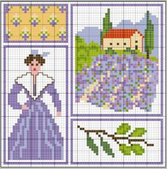 1000+ Images About France- Paris-point De Croix-cross Stitch On Pinterest | France Country ...