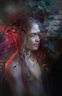 Digital Portraits by Laura Sava