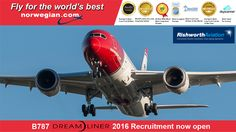 Pilot Life: Flying the for Norwegian Long Haul Norwegian Air, Long Haul, New York Travel, Attraction, Pilot, Opportunity, Life Video, Choice Awards, Festivals