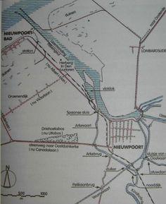 Onderwaterzettingen Nieuwpoort & Ijzer - school