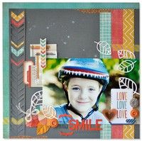 A Project by amyheller from our Scrapbooking Gallery originally submitted 10/01/12 at 11:14 AM