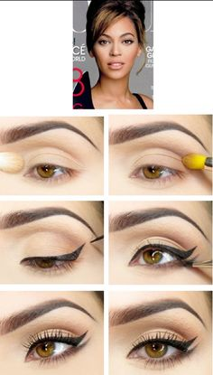15 Celeb-Inspired Makeup Tutorials to Copy Right Now | GleamItUp