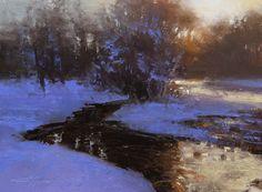 Brent Cotton: Winter Creek