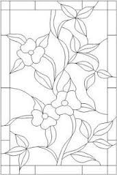 Image result for stained glass patterns