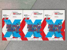 TEDx O'Porto 2011 — Branding on Behance