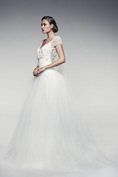 Maiya Gown (with detachable skirt)
