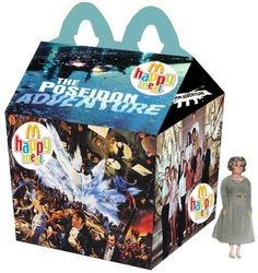 """The Poseidon Adventure"" Happy Meal"