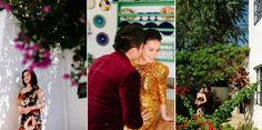 That Beautiful Morning Beautiful Morning, Engagements, Sari, Dresses With Sleeves, Weddings, Long Sleeve, Flowers, Red, Photography