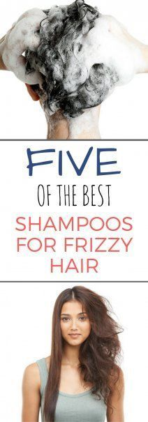 The 5 Best Shampoos for Frizzy Hair