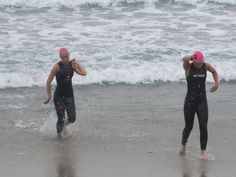 Perhaps nothing scares a first-time triathlete more than the open water swim. Head into your race confident by following these eight open water tips.