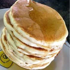 Pan cakes: the perfect recipe! Almond Flour Pancakes, Cinnamon Roll Pancakes, Chocolate Chip Pancakes, Pumpkin Pancakes, Buttermilk Pancakes, Vegan Pancakes, Blueberry Pancakes, Cake Chocolate, Crepes