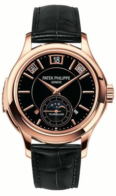 Patek Philippe 5207R Grand Complications in rose