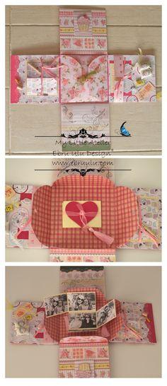 Exploded Box by Ebru Ulu-My Little Atelier www.ebruulu.com
