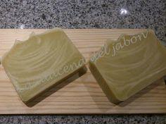 La alacena del jabón: Jabón facial para pieles secas y maduras