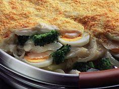 Receita Prato Principal : Bacalhau com batatas e brócolos de Iracema
