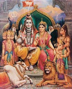 Shiv ji Names