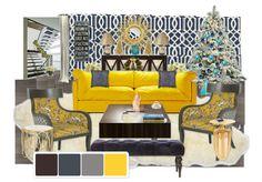 Christmas living room by swimen   Olioboard