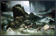 Danby-deluge - Sintflut – Wikipedia