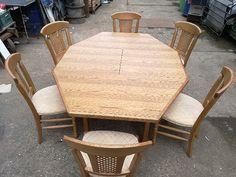 Prodám dřevěny rozkládací stul Outdoor Furniture, Outdoor Decor, Dining Table, Home Decor, Decoration Home, Room Decor, Dinner Table, Dining Room Table, Home Interior Design