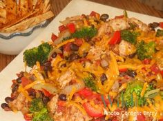 Southwest Chicken Skillet Meal  www.Facebook.com/WildtreeOfficial