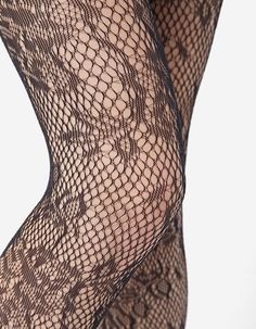At Stradivarius you'll find 1 Lace tights for just 5.99 United Kingdom . Visit now to discover this and more Hats and gloves.