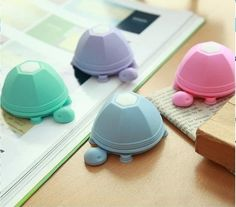 Tortoise Silicone Stand and Earphone Wrap