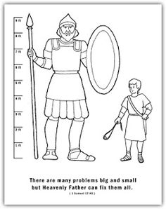 1000 Images About Bible David Amp Goliath On Pinterest