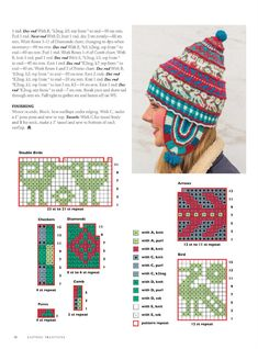 Knitting Traditions  Spring 2016 - 轻描淡写 - 轻描淡写