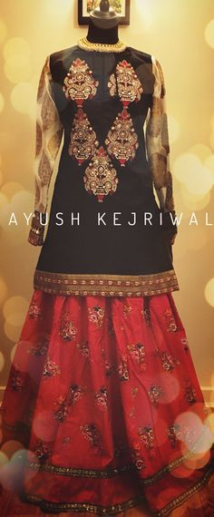 Lengha by Ayush Kejriwal For purchases email me at ayushk@hotmail.co.uk or what's app me on 00447840384707 #sarees,#saris,#indianclothes,#womenwear, #anarkalis, #lengha, #ethnicwear, #fashion, #ayushkejriwal,#Bollywood, #vogue, #indiandesigners ,#handmade, #britishasianfashion, #instalove, #desibride, #bollywoodfashion, #aashniandco, #perniaspopupshop, #style ,#indianbeauty, #classy, #instafashion, #lakmefashionweek, #indiancouture, #londonshopping, #bridal, #allthingsbridal, #statementpiec