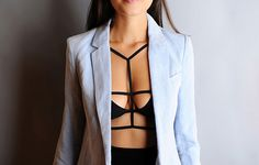 One of the most annoying things about buying bras is that even though they can be pretty pricey, they also tend to wear quickly. When you find a favorite bra, you wear it a lot, and it inevitably gets stretched out or dirty, no matter how often you wash it. But getting rid of a … Read More