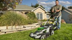 EGO Power+ Lithium-ion Cordless Lawn Mower – Battery and Charger Not Included