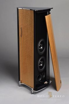 Mono and Stereo High-End Audio Magazine: Franco Serblin Ktema speakers in production