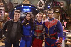 """We are only ONEday away from the biggest event inHenry DangerandThe Thundermans history! Tomorrow night, June your favorite Nickelodeon shows are crossing over for one special episode called """"Danger & Thunder."""" In the episode, Captain Jason Norman, Henry Danger Jace Norman, Norman Love, Henry Danger Nickelodeon, Nickelodeon Shows, Nickelodeon The Thundermans, Phoebe Thunderman, Jace Norman Snapchat, Max Thunderman"""
