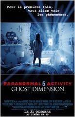 Télécharger Paranormal Activity 5 Ghost Dimension Complet