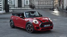 2016/17 MINI Convertible John Cooper Works