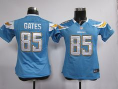 11 Best Antonio Gates San Diego Chargers Jersey  hot sale