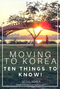 Moving To Korea, 10 Things To Know! Here are 10 things that you should know if you want to move, live in and survive in Korea. From the toilet paper situation to the best routes to and from and how to figure that out. Here's are 10 things you NEED to know