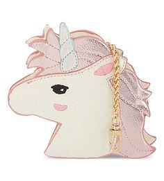 SKINNY DIP - Unicorn coin purse   Selfridges.com