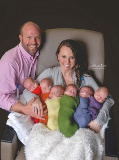 375 Best sextuplets and septuplets images in 2019   Multiple births. Mccaughey septuplets. Triplets