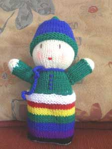 Free Knitting Patterns for Dolls