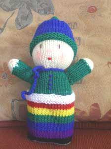 Duduza (Comfort) Dolls & Juggling Eyeballs - FREE pattern links! - KNITTI...