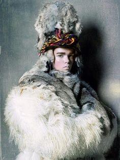 Dressed for winter #fur#wild#creature