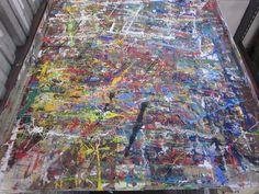 Tagmaster Factory Visit: Paint Splatter